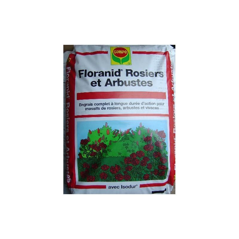 FLORANID Roseto vendita on-site